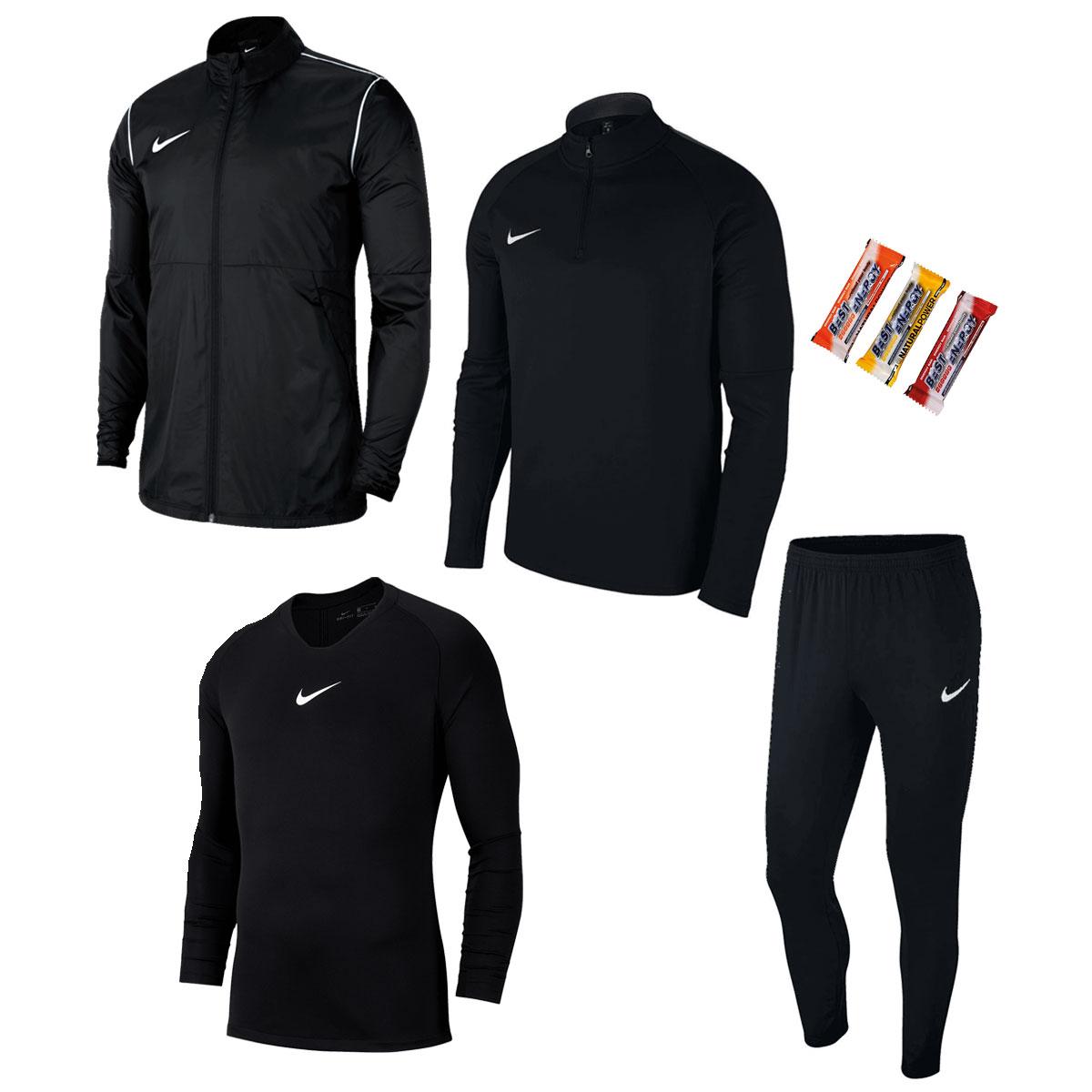 Nike Trainingsset Academy + 3x Gratis Energy Riegel