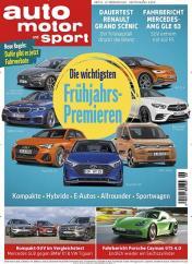 (Verlagsaktion) Auto Motor und Sport Abo für 99,90 € mit 90 € Amazon-Gutschein