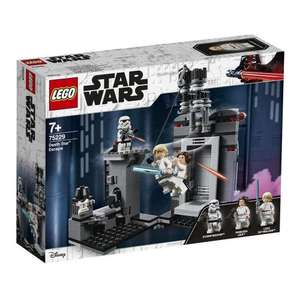 Sammeldeal z.B LEGO Star Wars - Flucht vom Todesstern (75229) & LEGO Star Wars 75241 Action Battle Echo Base für 33,49€ [Lonne]