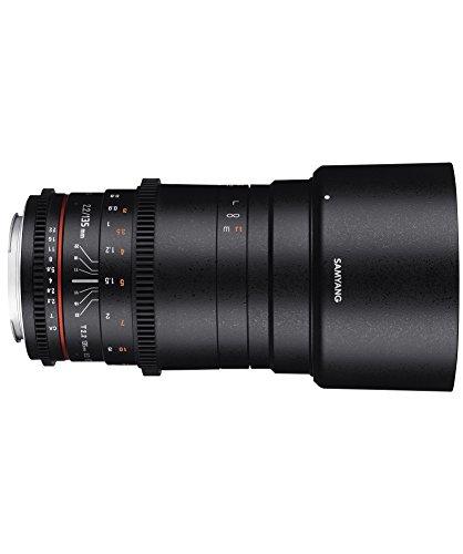 Objektiv Samyang 135mm T2.2 VDSLR ED UMC für Anschluss Nikon