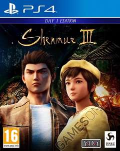 Shenmue III(PS4) [Games.Only]