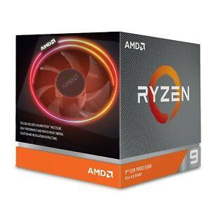 AMD Ryzen 9 3900X Boxed CPU