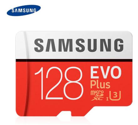 Samsung Evo Plus 128GB microSDXC U3