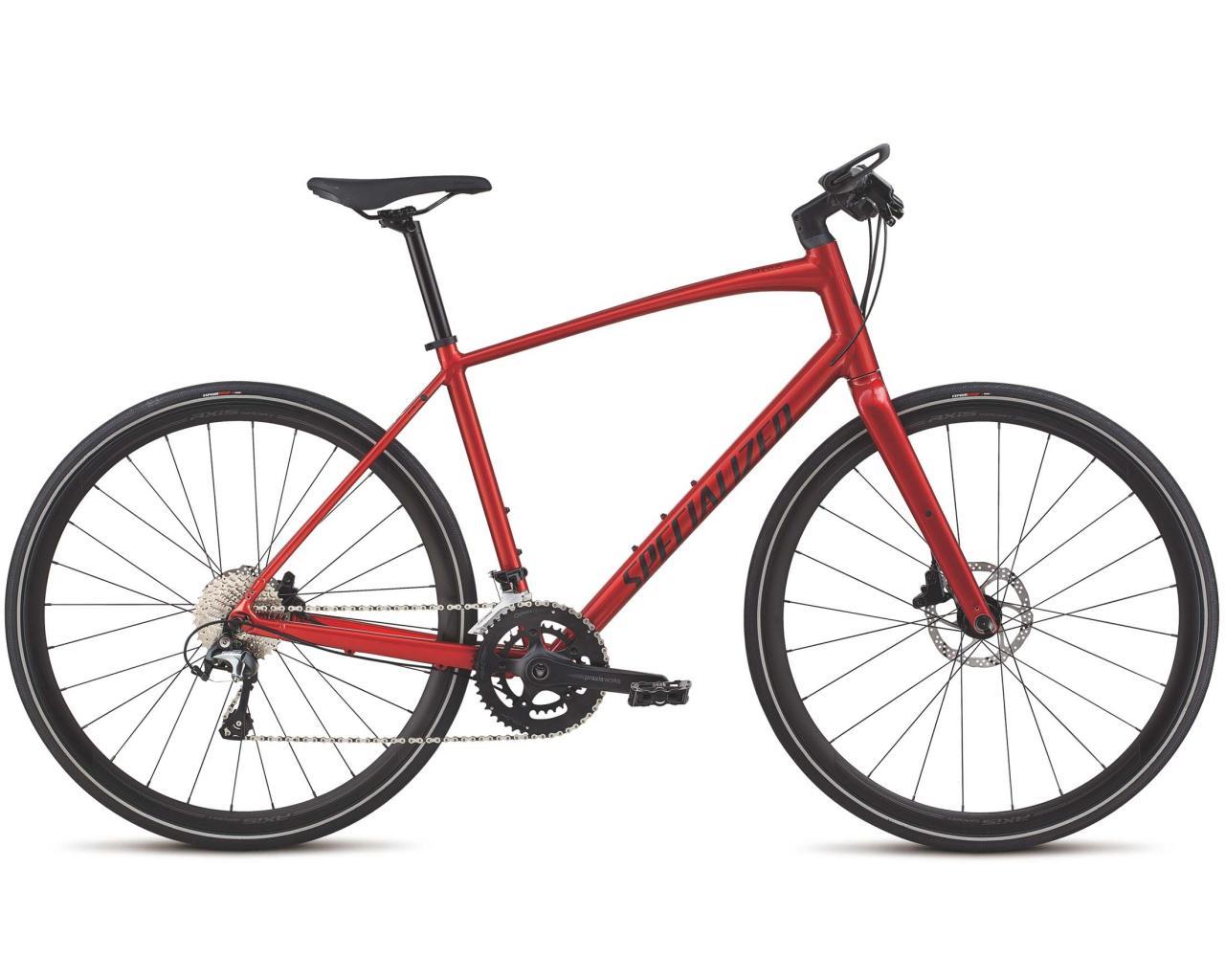 Specialized Sirrus Elite INT - Fitness Bike in Größe M mit Shimano Tiagra / Microshift Centos Schaltung