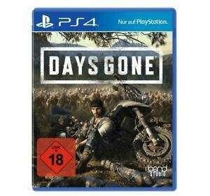 Days Gone Ps4 bei Ebay von Saturn