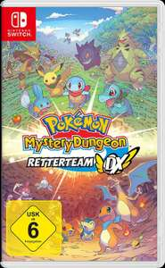 Nintendo Switch: Pokémon Mystery Dungeon: Retterteam DX | MediaMarkt