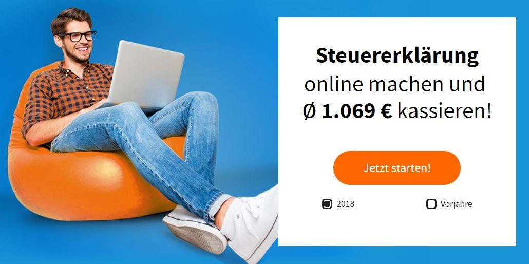 10 Jahre smartsteuer - 10€ Gutschein sichern