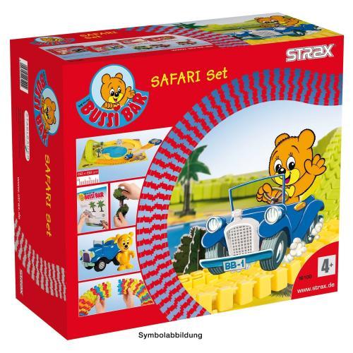 Kindheitserinnerungen: Strax - Bussi Bär Safari Set  5€ billiger bei Amazon