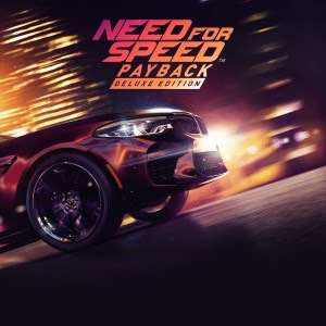 Need for Speed Payback - Deluxe Edition [PS4 PSN Store]