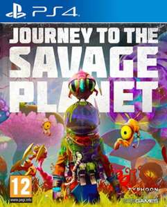 Journey to the Savage Planet (PS4 & Xbox One) für 21,57€ inkl. Versand (Base.com)