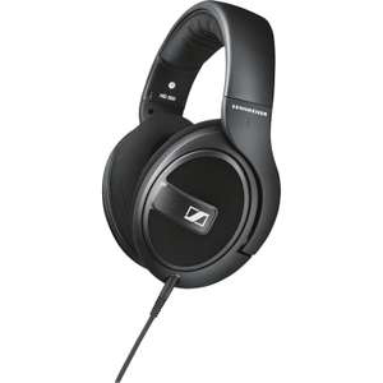 Sennheiser HD 569Geräuschabschirmendes Over-Ear-Headset mit In-Line-Fernbedienung [NBB]