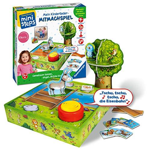 Ravensburger 04143 Kinderlieder-Mitmachspiel für 14,14€ (Amazon Prime & Real)