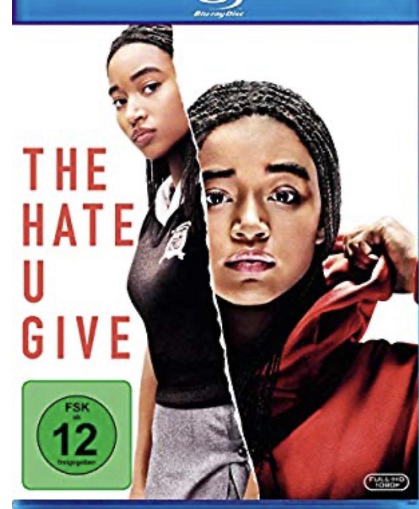 The Hate U Give [Blu-ray] - Amazon Prime und Dodax