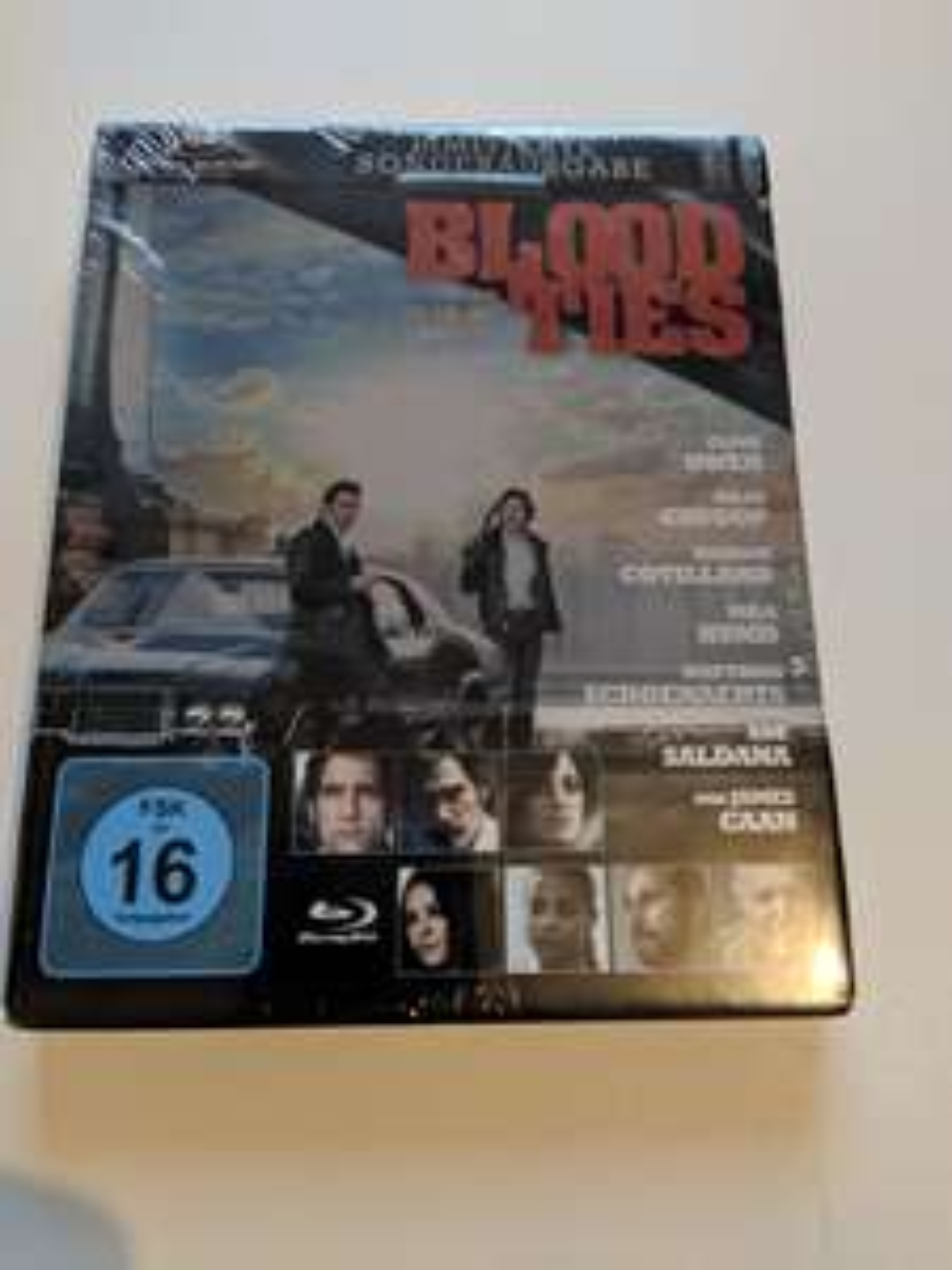 [Blu-ray] Blood Ties - Steelbook [Limited Edition] Lokal?