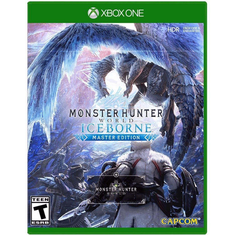 Monster Hunter World: Iceborne Master Edition Deluxe (Xbox One) für 27,81€ (Play-Asia)