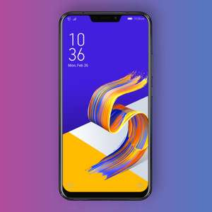 "Asus Zenfone 5Z 64/6GB - Snapdragon 845 - 6,2"" FHD Display - NFC: Google Pay - Android 10 