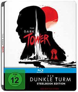Der dunkle Turm Limited Edition Steelbook (Blu-ray) für 4,49€ (Müller Abholung)