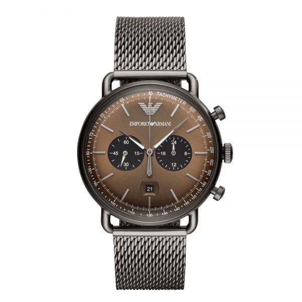 20€ Rabatt bei Uhrenlogik, z.B. EMPORIO ARMANI AR11141 Herren Chronograph für 129€ oder EMPORIO ARMANI AR11215 für 159