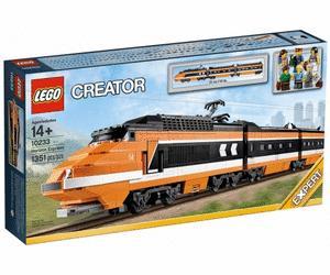 Lego Creator - Horizon Express (10233) + Geschenk