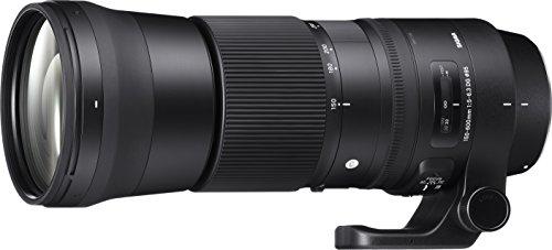 Sigma 150-600mm F5,0-6,3 DG OS HSM Contemporary Objektiv (95mm Filtergewinde) für Canon Objektivbajonett