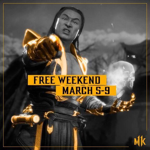 Mortal Kombat 11 (PS4 & Xbox One) kostenlos spielen bis zum 09.März (PSN Store & Xbox Store)