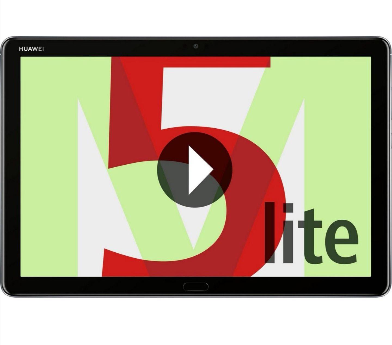 Huawei MediaPad M5 Lite WiFi, 32 GB / plus 15Fach Payback