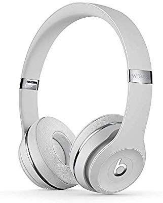 Beats Solo3 Wireless Kopfhörer - SatinSilber [Amazon]