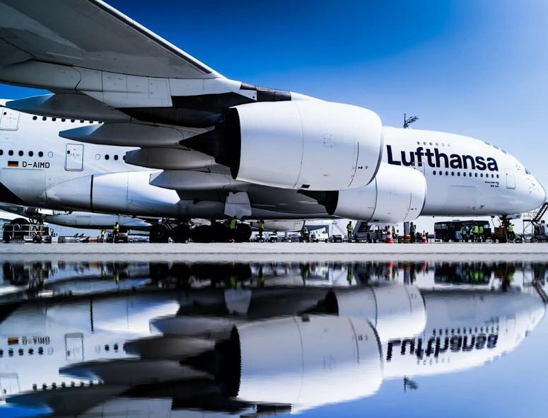 Lufthansa: (März-April) Kostenloses Umbuchen von Flügen