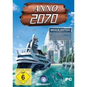 ANNO 2070 - Bonus Edition für 17,97€ @amazon download