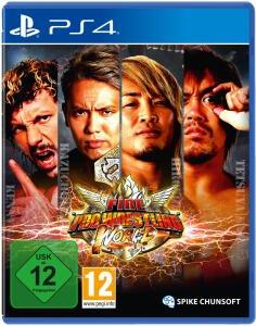 Fire Pro Wrestling World (PS4) für 4,99€ (Saturn Abholung)