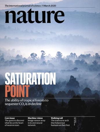 Nature Magazin Abo (52 Ausgaben print + digital) + Online-Zugang zu Nature Insights, Outlooks und Collections mit 50% Rabatt für 111,82,- €