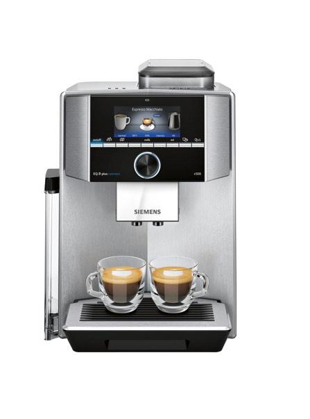Für Uns Shop online Kaffeevollautomat EQ.9 plus connect s500 Edelstahl TI9555X1DE