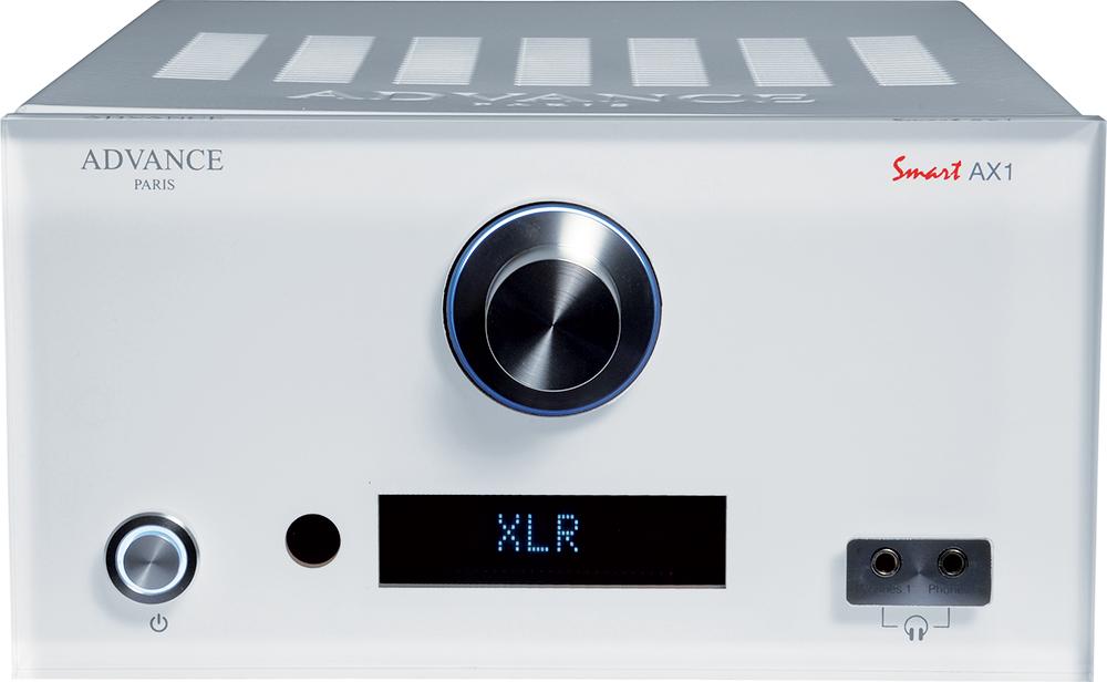 Advance Acoustic AX1: Verstärker (2x 65W, 10Hz - 50kHz, 98dB Signalrauschabstand)