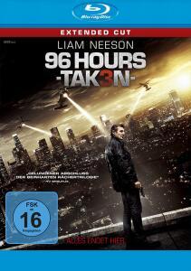 96 Hours - Taken 3 (Extended Cut Blu-ray) für 3,71€ & Elysium (Blu-ray) für 3,66€ (Dodax)