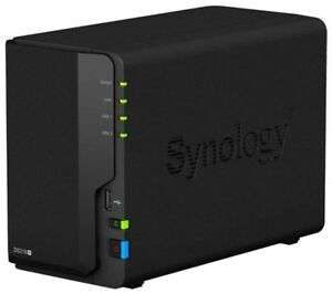 Synology DiskStation DS218+ für 308€