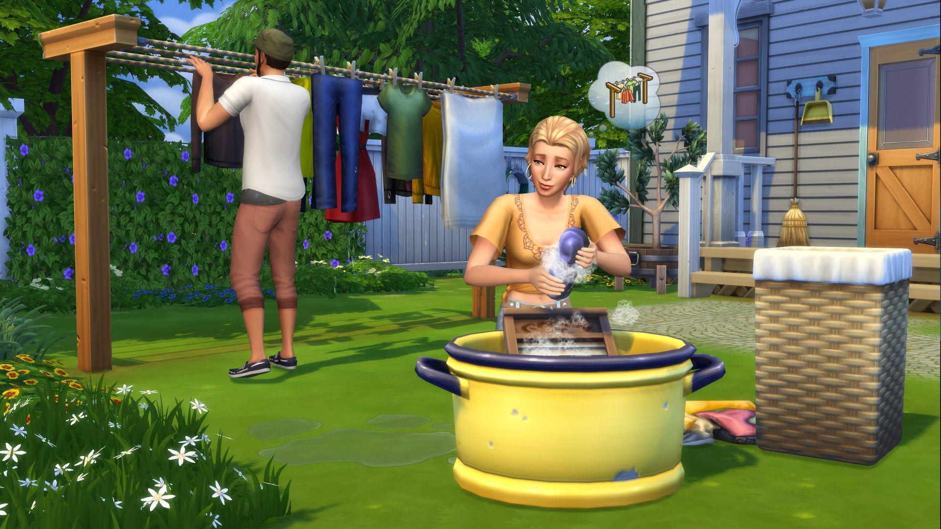 [Origin Access] Die Sims 4 - Waschtag DLC (PC Mac)