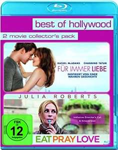 Für immer Liebe/Eat, Pray, Love - Best of Hollywood/2 Movie Collector's Pack [Blu-ray] [Amazon Prime]