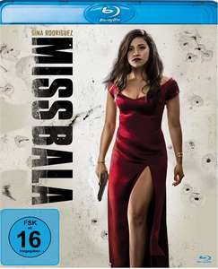 Miss Bala [Blu-ray] - Amazon Prime und Media Markt