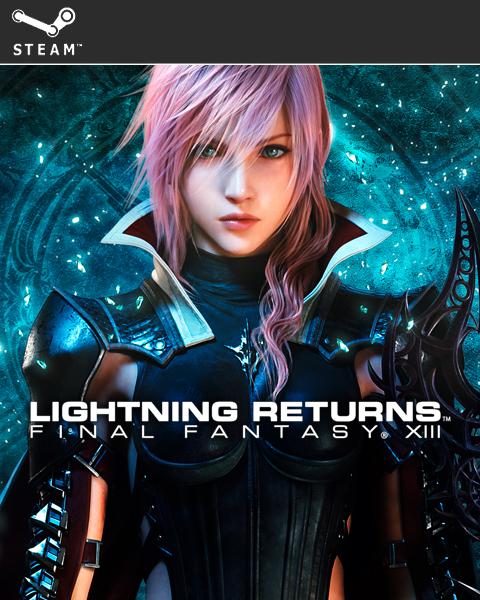 Final Fantasy XIII Lightning Returns - Square Enix Store - Steam - Sale