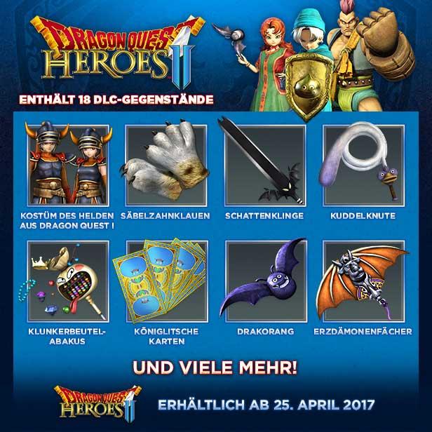 Dragon Quest Heroes 2 Explorers Edition - Gamesload EU - Steam