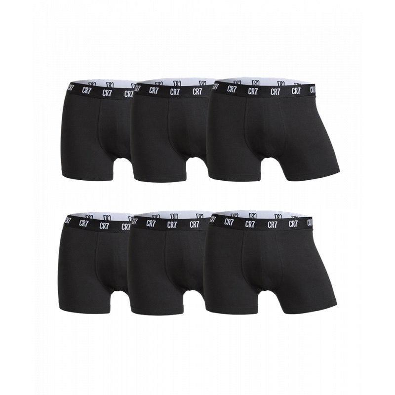 CR7 Basic Underwear 2er Set Boxershort 3er Pack (in Summe: 6 (sechs) Shorts)
