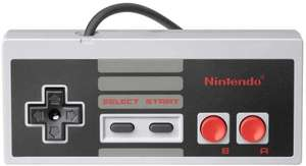 Nintendo Classic MINI NES Controller Gamepad [Amazon Prime]