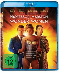 Professor Marston & The Wonder Women (Blu-ray) für 4,97€ (Amazon Prime)