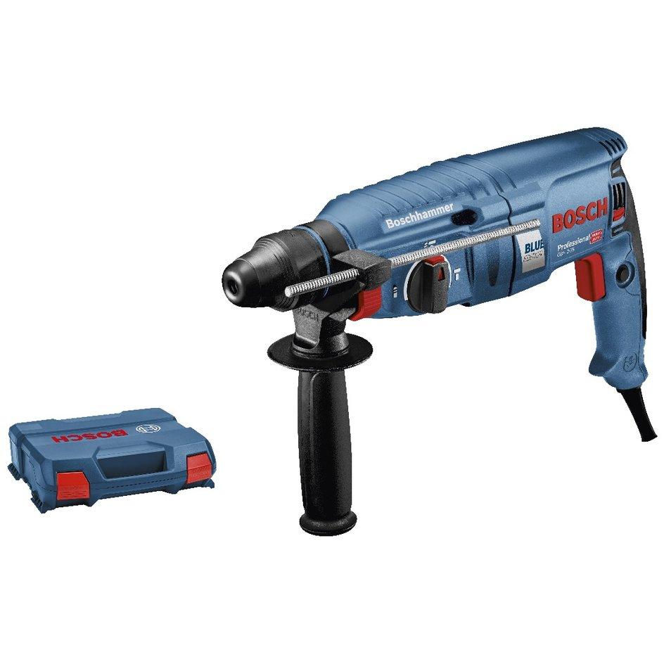 Bosch Bohrhammer GBH 2-25 790W SDS-Plus im Handwerkerkoffer für 93,49€ [toolineo]