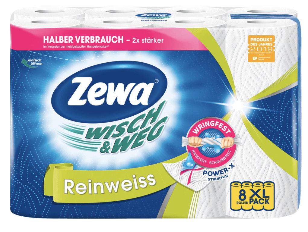 (Metro) Zewa Wisch & Weg 8x 45 Blatt