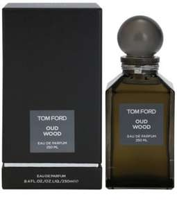 250 ml Tom Ford Oud Wood Splash Bottle zum Knallerpreis!