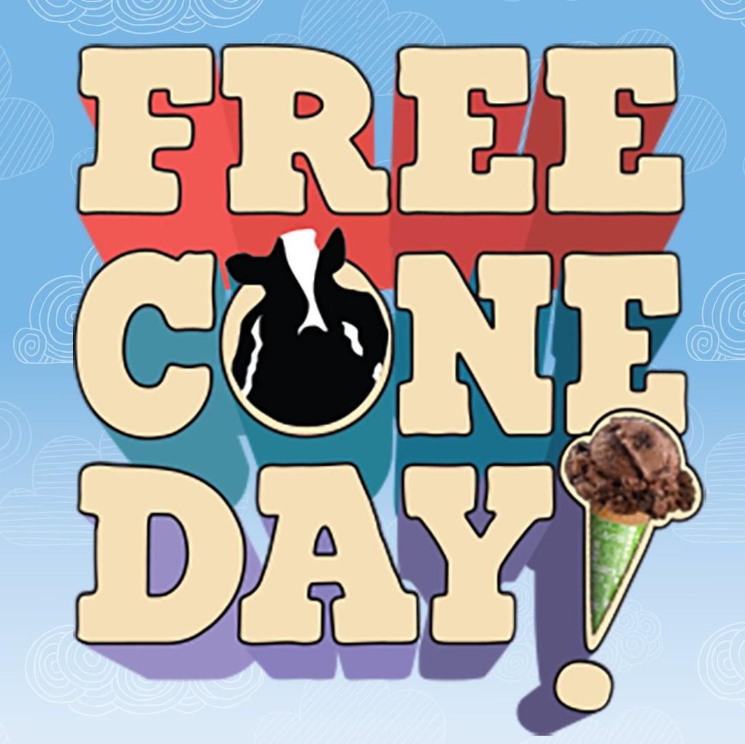 """[Lokal Berlin] Kostenlos Eis von Ben & Jerry's """"Free Cone Day 2020"""" am 31.03."""