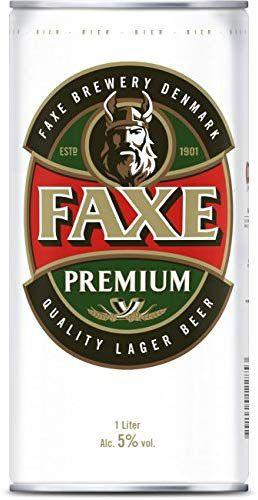 [Edeka Minden-Hannover] FAXE - Das Bier für Genießer