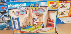 [real Darmstadt] Playmobil City Life - Turnhalle (9454)