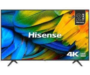 HISENSE H 65 B 7100, 164 CM (65 IN), UHD 4K, SMART TV, UHD SMART TV, 1500 [Saturn]